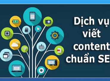 Dịch vụ viết content cho website