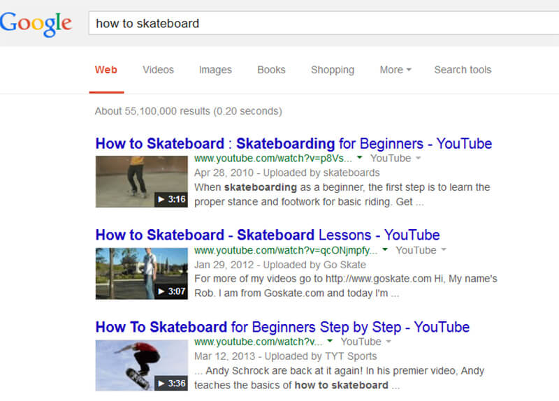 "Step #1: Tìm ""Video Keywords"""